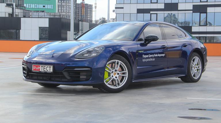 Тест-драйв Porsche Panamera 4 E-Hybrid: проверяем универсальность гибридного спорткара