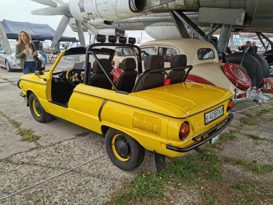 ЗАЗ-968А предстал в невероятном тюнинге 2