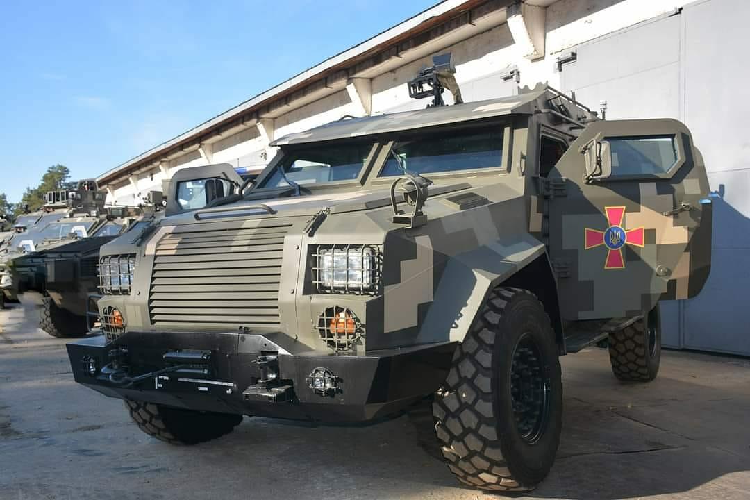 В Киеве покажут новейшие образцы армейской техники 4