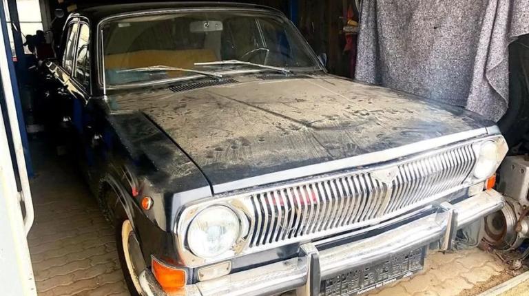 В Европе найдена уникальная коллекция советских автомобилей (фото) -  Автоцентр.ua